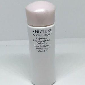 5/$25 Shiseido White Lucent Brightening Softner